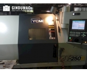 Lathes - automatic CNC YCM Used