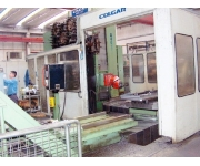 Milling machines - bed type colgar Used