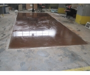 Working plates 6000x2600 Used