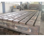 Working plates 4000X2000 Used