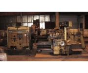 Lathes - facing wmw niles Used