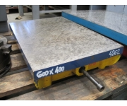 Working plates 600X400 Used