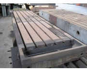 Working plates 3900X900 Used