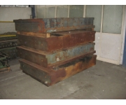 Working plates 1900X1400 Used