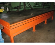 Working plates 4130x1520 Used