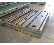 Working plates 2050X1570 Used