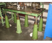 Working plates 1500X700 Used