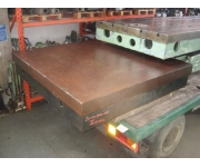 Working plates 2000X2000 Used