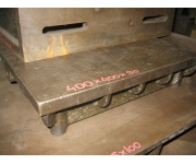 Working plates 400X400 Used