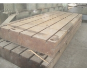 Working plates 3900X1600 Used