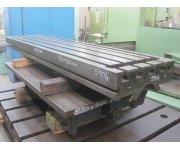 Working plates 1300X300 Used
