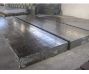 Working plates 5500X3000 Used