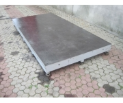 Working plates 3000X1500 Used