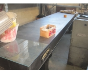 Working plates 4521X914 Used