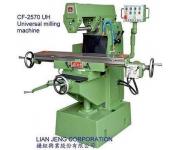Milling machines - universal LIAN JENG CORPORATION New