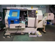 Lathes - automatic CNC Nakamura Tome Used