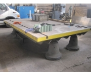 Working plates 4000X2500 Used