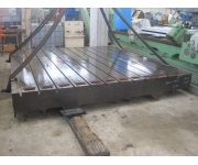 Working plates 3500X3250 Used