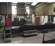 Milling machines - bed type Butler Elgamill Used