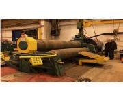 Bending rolls hausler Used