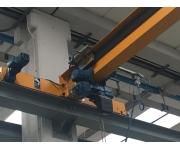 Overhead cranes demag Used