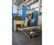 Milling machines - vertical herbert Used