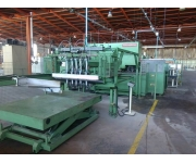 Punching machines salvagnini Used