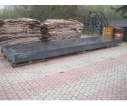 Working plates 6000X1250 Used