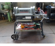 Threading machines RIDGID Used