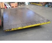 Working plates 3000X2050 Used