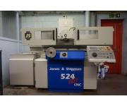 Grinding machines - horiz. spindle jones & shipman Used