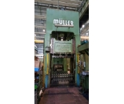 Presses - unclassified muller Used