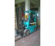 Forklift yang Used