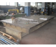 Working plates 5000X2500 Used