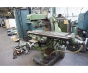 Milling machines - horizontal Cunliffe Used