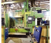 Lathes - vertical schiess froriep Used