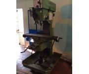 Milling machines - vertical serrmac Used