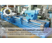 Lathes - centre gornati Used