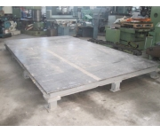 Working plates 5000X3000 Used