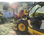 Forklift New Holland Used