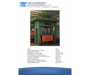Presses - hydraulic MUELLER WEINGARTEN Used