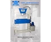 Presses - hydraulic gmr New