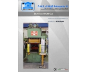 Presses - hydraulic galfer Used