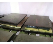 Working plates 500X400 Used