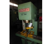 Presses - hydraulic galdabini Used