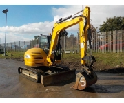 Earthmoving machinery JCB Used