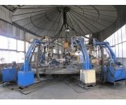 Polishing machines Sillen Used