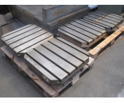 Working plates 630X630 Used