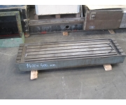Working plates 1400X400 Used