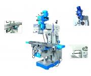Milling machines - high speed TENGZHOU XILI New